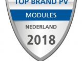 DMEGC on the Award of Top Brand PV Netherlands 2018 Category Modules